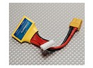 Dupla carga bloco de chumbo (2 x 3S) 6S w / XT60