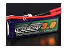 Turnigy nano-tecnologia 3000mAh 4S 25 ~ 50C Lipo pacote