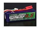 Turnigy nano-tecnologia 4500mAh 6S 25 ~ 50C Lipo pacote