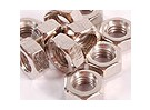 Hex-nuts 10pc M4