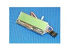 Exibição MicroPower PowerPanel LCD