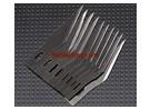 X-lâmina de reposição SK-5 lâminas de aço (10pcs / Set)