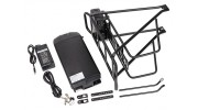 "E-Bike Conversion Kit for 26"" Bikes (PAS Front Wheel Drive) (36V/11A)  (US Plug) - panier 1"