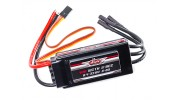 Turnigy dlux 40A Mk2 Brushless Speed Controller w/8A S-BEC and Data Logging (2s~8s) (Full view)