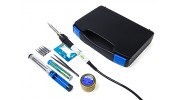Turnigy 947-III Portable Electric Soldering Iron Set (UK plug) - components