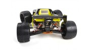 BSR Berserker 1/8 Electric Truggy Updated (Kit) - rear view