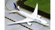 Gemini Jets United Airlines Boeing B787-8 Dreamliner N27901 1:200 Diecast Model G2UAL519