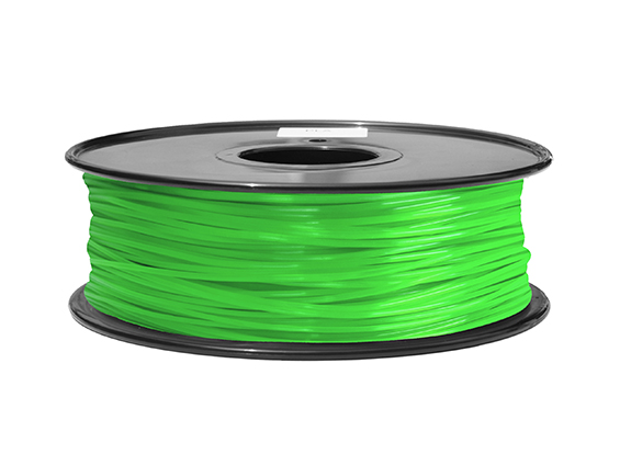 SUPPLY3D ABS 1.75 mm 3D Printer Filament in Black 1kg Spool
