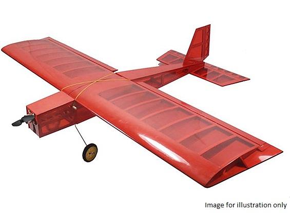 Rc Big Stick Laser Cut Balsa Kit 1060mm Kit Ebay