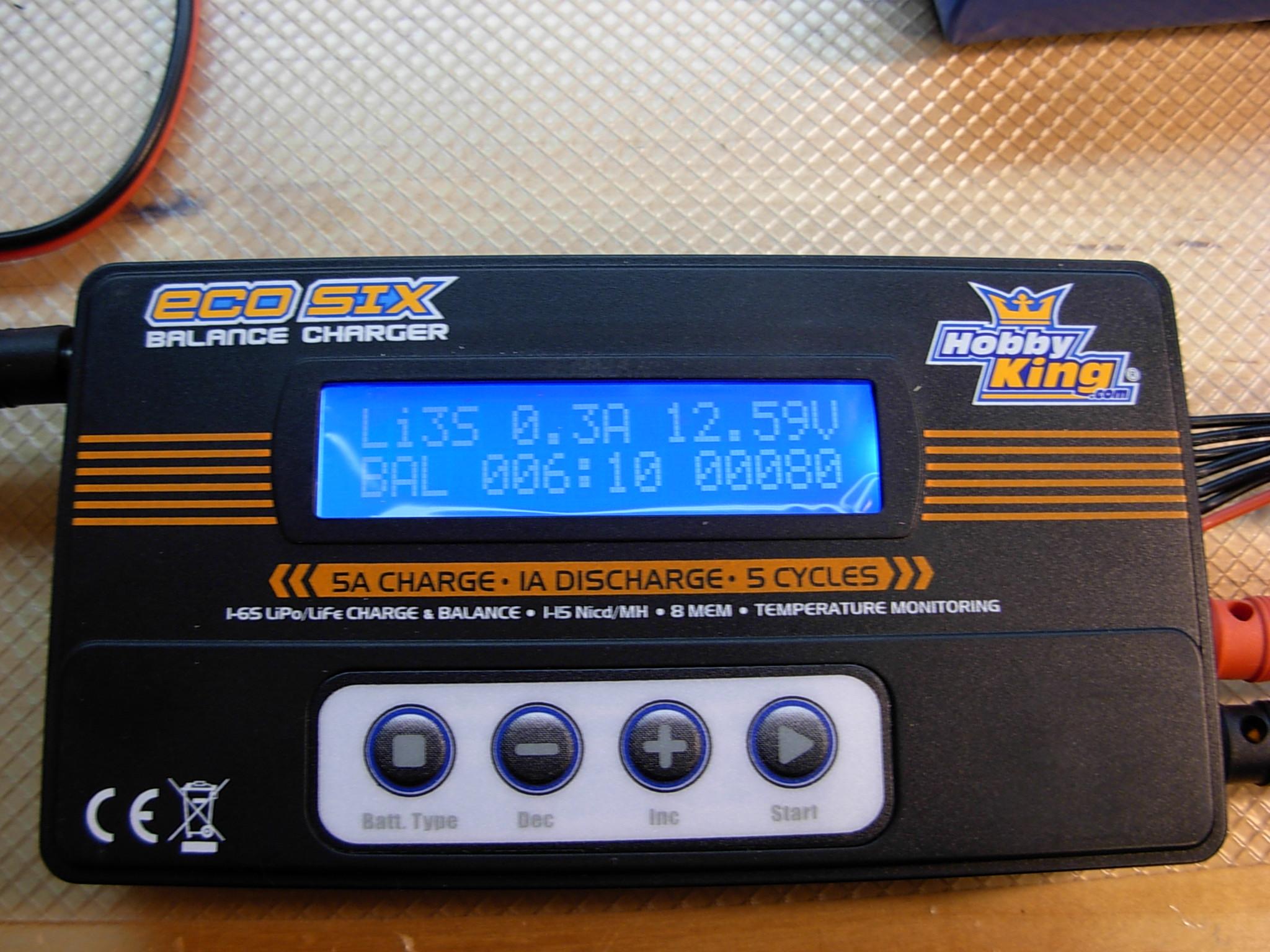 зарядное устройство hobbyking hkc6 инструкция