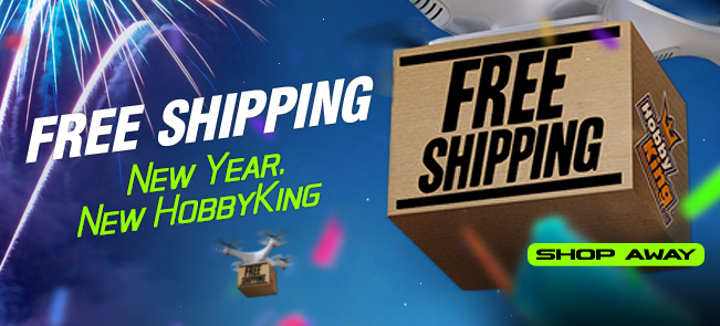 HobbyKing FreeShipping