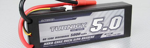 50c-60c Discharge Batteries