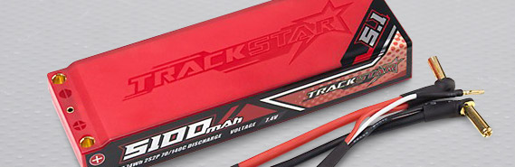TrackStar Car Battery Packs