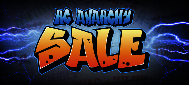 RC Anarchy Sale