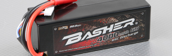 Basher Batteries