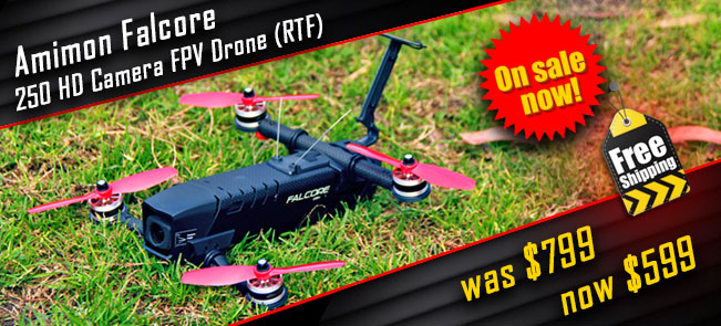 Falcore Drone HobbyKing