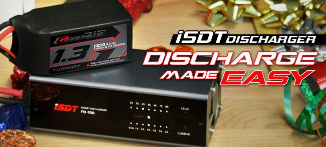 HobbyKing ISDT Discharger