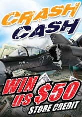 Crash cash