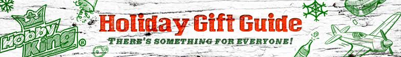 holiday gift guide homepage