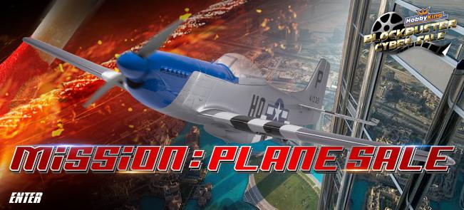 HobbyKing Plane sale