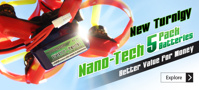 Turnigy Nano-Tech 5