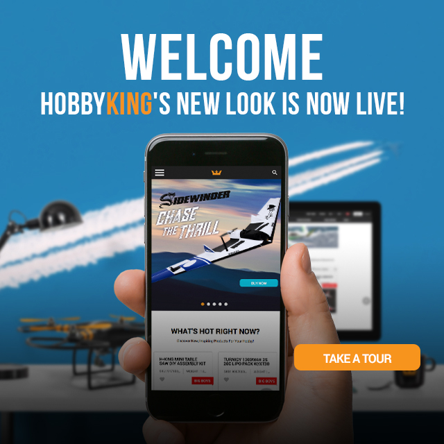 HobbyKing's new look is now live!