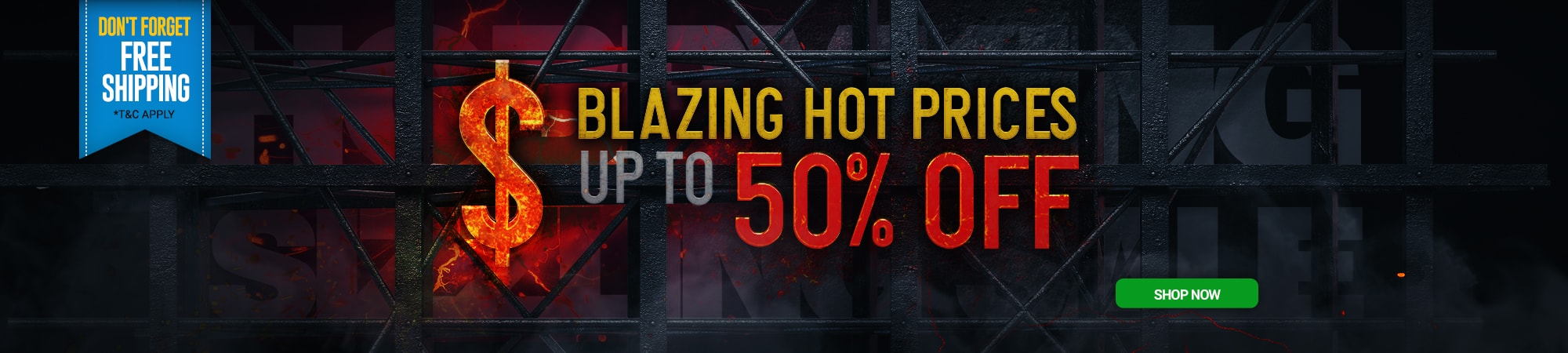 Blazing Hot Prices