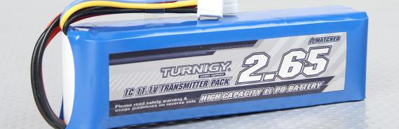 Rx/Tx Batteries