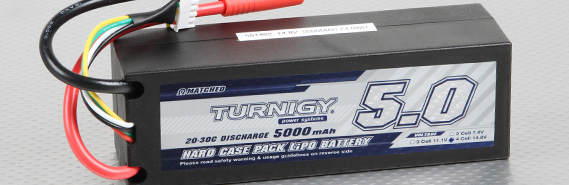 Turnigy Hardcase Batteries