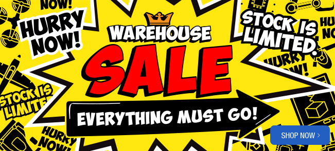 HOBBY KING 2018 WAREHOUSE SALE