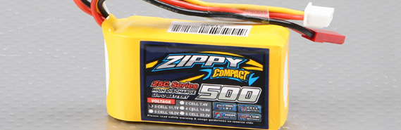Zippy Compact Batteries