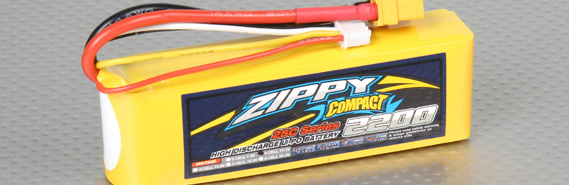 Zippy Lipo Batteries