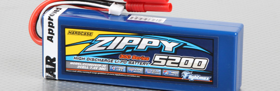Zippy Hardcase Batteries