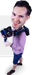 Stuart Warne (Creative Lead & Videographer)