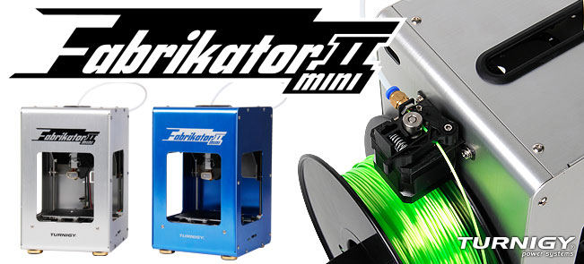 Fabrikator Mini II 3D Printer