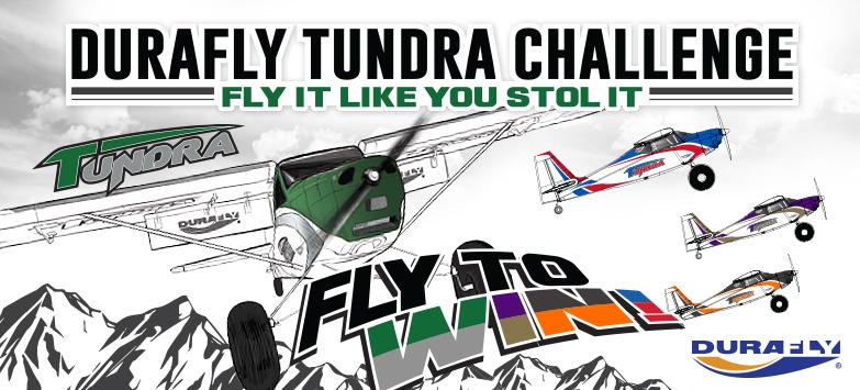 Durafly Tundra Challenge