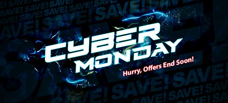Cyber Monday Bonanza