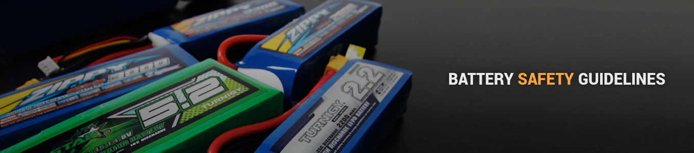 Battery safety guideline